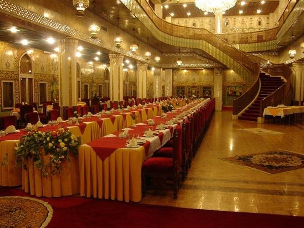 هتل عباسی سپاهان