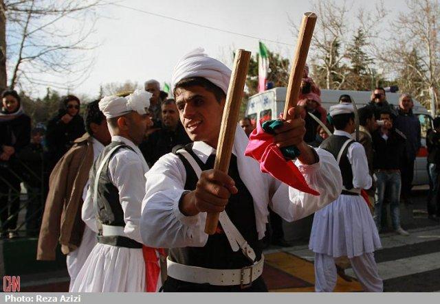 کوچ نشینان ایران