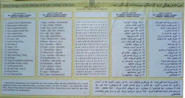 گنج نامه همدان