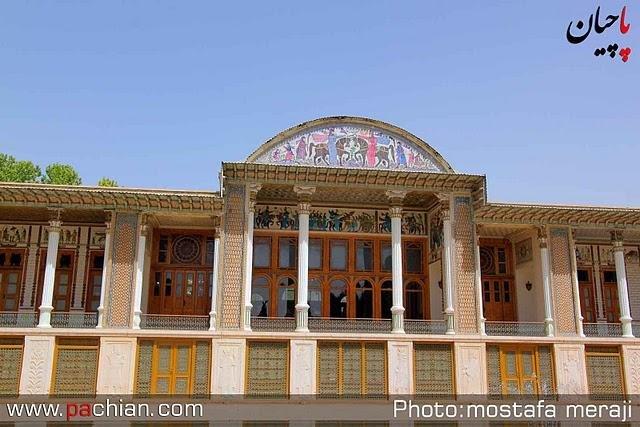 باغ گلشن شیراز