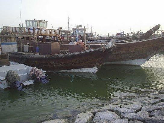 دریای پارس (خلیج فارس)