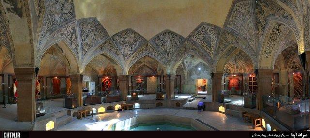 گرمابه (حمام) وکیل شیراز