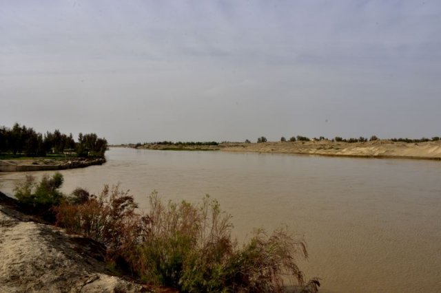 دریاچه ی هامون سیستان