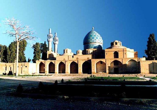 آرامگاه شاه نعمت الله ولی کرمان