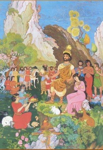 شاهنامه ی فردوسی