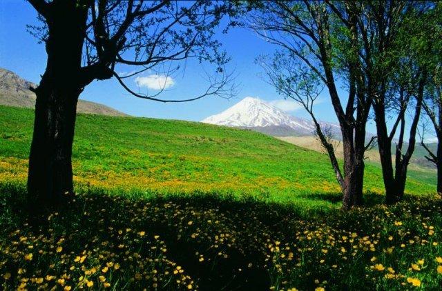 سرزمین ایران