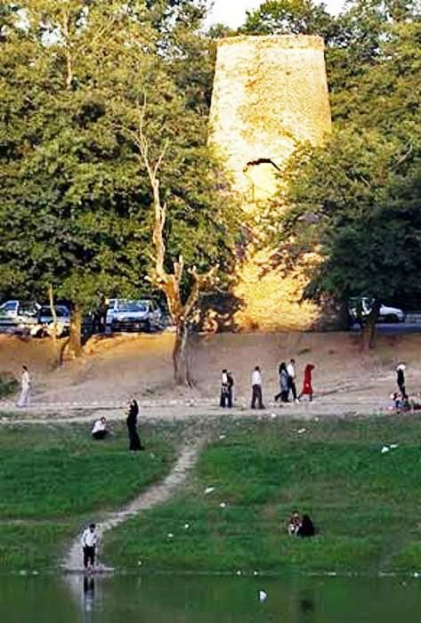 باغ عباس آباد یهشهر مازندران